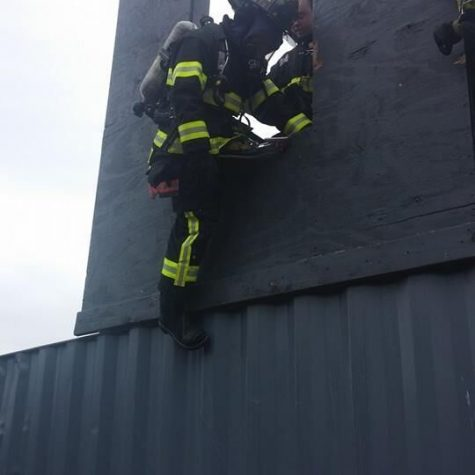 Constructed Equipment for Firefighers Bailout Training in Farmingdale, NY