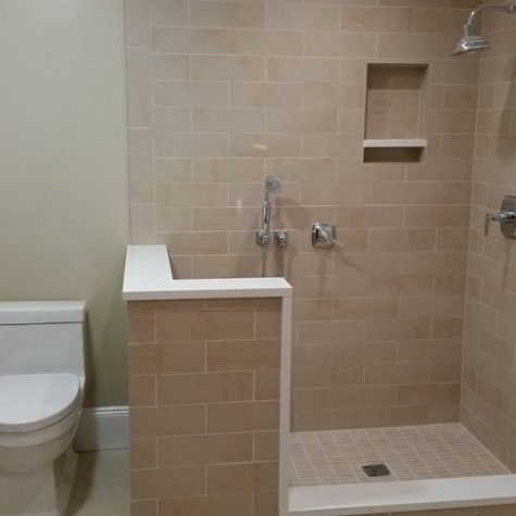 New Remodeled Bathroom on Long Island