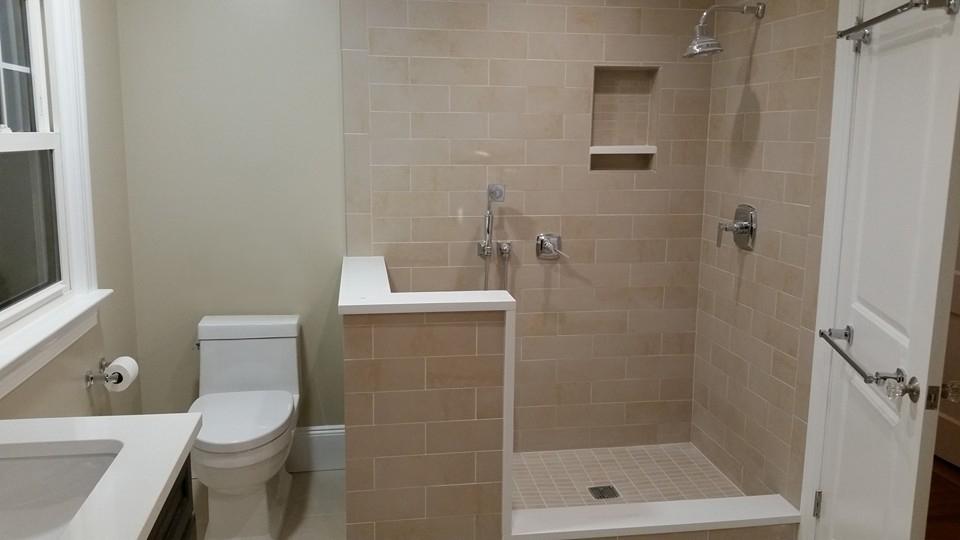 New Remodeled Bathroom On Long Island