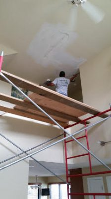 Ceiling Repair on Long Island
