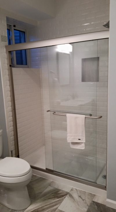 Bathroom Renovation Done on Long Island
