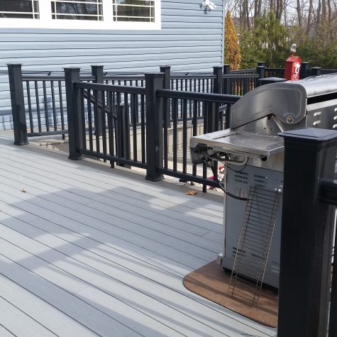 Deck and Patio Replacement on Long Island