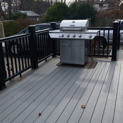 Deck Installation on Long Island