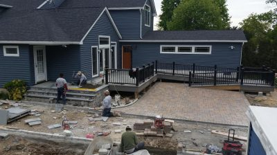 Installing a New Deck on Long Island