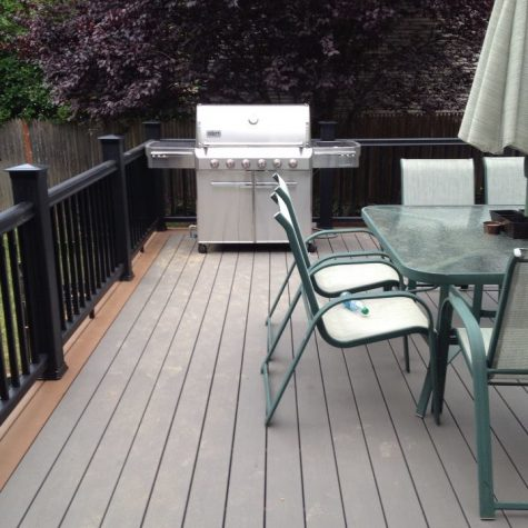Deck Remodel on Long Island