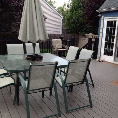New Decks and Patios on Long Island