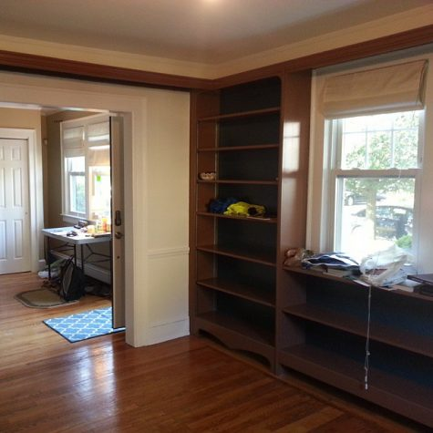 Custom Bookshelves on Long Island