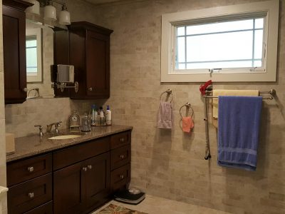 Bathroom Renovation on Long Island