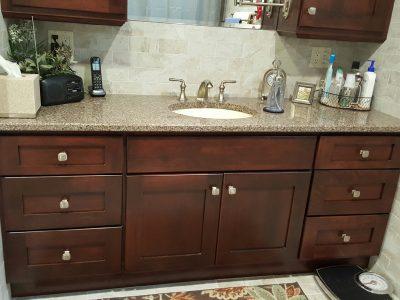 Newly Remodeled Bathroom on Long Island