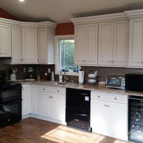 Newly Remodeled Kitchen on Long Island