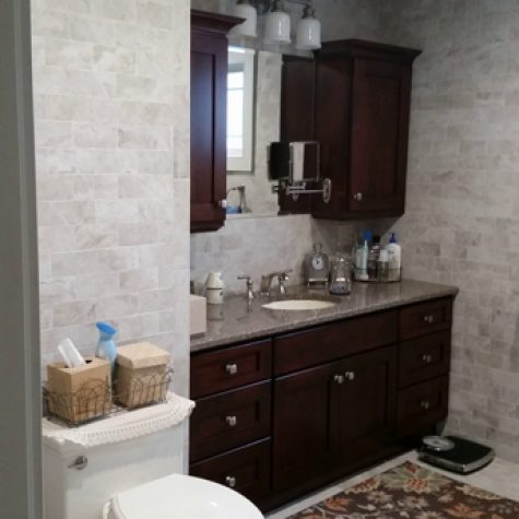 Bathroom Remodel in Seaford Long Island